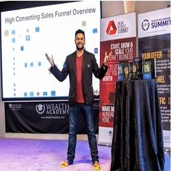 "Forbes' ""Digital Trendsetter"" and Digital Marketing Guru, Shaqir Hussyin Shares Trade Knowledge"