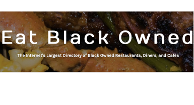 Website to Find Black Owned Eateries Now in U.S. & Canada
