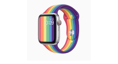 New Apple Watch Pride Edition Celebrates Pride